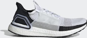 adidas Ultra Boost 19 ftwr white/grey two (Herren) (B37707)