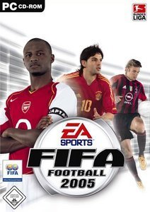 EA Sports FIFA Football 2005 (niemiecki) (PC)