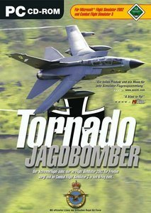 Flight Simulator 2002 - Tornado Jagdbomber (Add-on) (German) (PC)