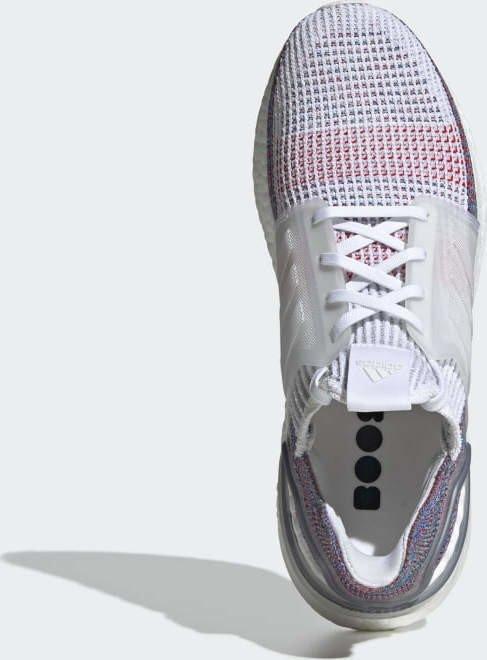 26368d477b4 adidas Ultra Boost 19 ftwr white crystal white blue (men) (B37708 ...
