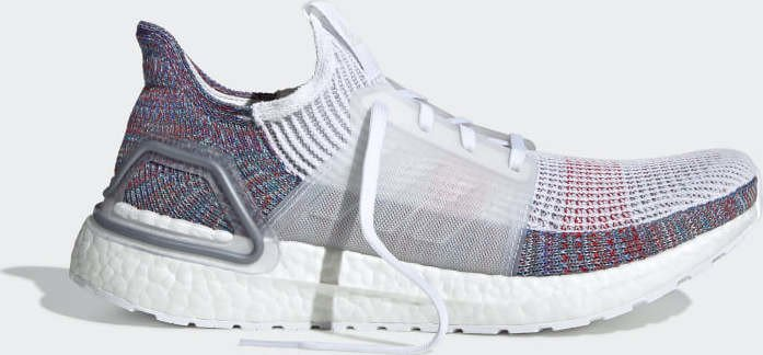 adidas Ultra Boost 19 ftwr white
