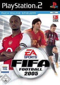 EA Sports FIFA Football 2005 (niemiecki) (PS2)
