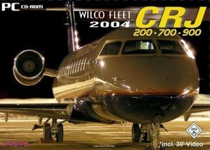 Flight Simulator 2004 - Canadair CRJ 200/700/900 (Add-on) (German) (PC)