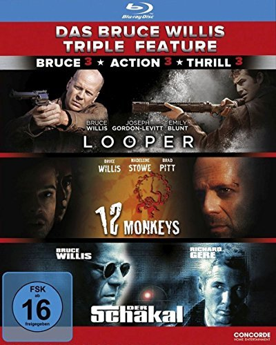 Der Schakal (Remake) (Blu-ray) -- via Amazon Partnerprogramm