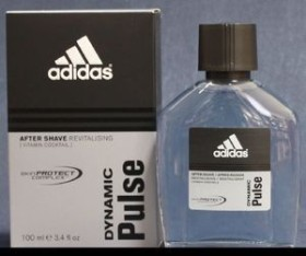 adidas Dynamic Pulse Aftershave Lotion, 100ml