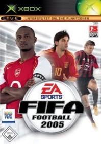 EA Sports FIFA Football 2005 (Xbox)