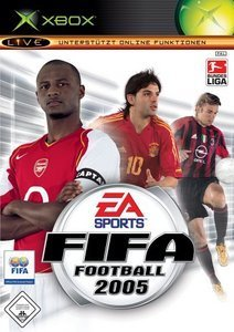 EA Sports FIFA Football 2005 (niemiecki) (Xbox)