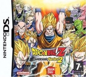 Dragonball Z - Supersonic Warriors 2 (DS)