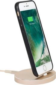 Stilgut iPhone Dockingstation Oval gold (B01MF6U18N)
