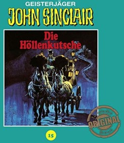 John Sinclair Tonstudio Braun - Folge 15 - Die Höllenkutsche