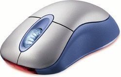 Microsoft OEM wireless Optical Mouse, PS/2 & USB (N73-00014)