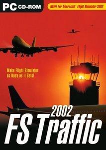 Flight Simulator 2004 - Traffic 2004 (Add-on) (German) (PC)