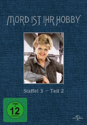 Mord ist ihr Hobby Season 3.2 -- via Amazon Partnerprogramm