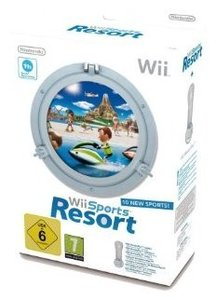 Wii sports Resort + Wii MotionPlus (German) (Wii)