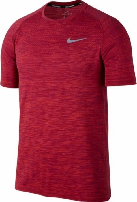 many styles save up to 80% new collection Nike Dri-FIT Knit running shirt short-sleeve true berry ...