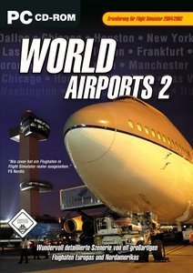 Flight Simulator 2004 - World Airports 2 (Add-on) (niemiecki) (PC)