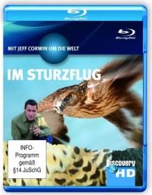 Discovery HD: Mit Jeff Corwin um die Welt - Im Sturzflug (Blu-ray)