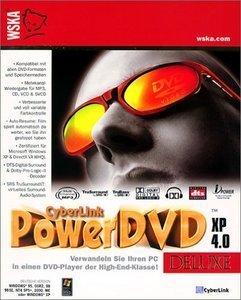 CyberLink PowerDVD XP 4.0 Deluxe (PC)