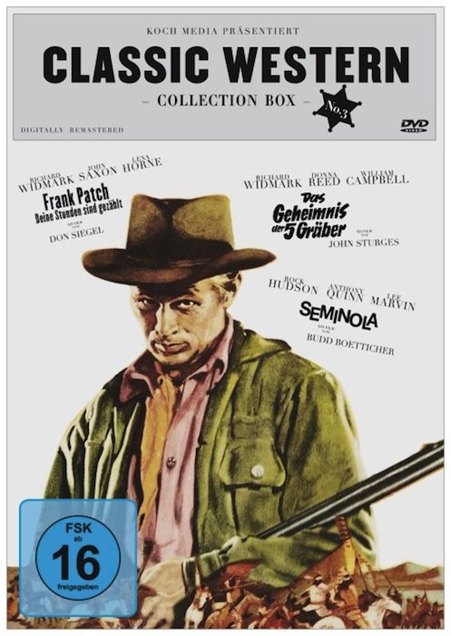 Classic Western Collection - Box Vol. 3