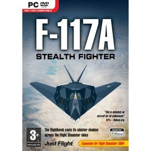 Flight Simulator 2004 - F-117 Stealth Fighter (Add-on) (deutsch) (PC)