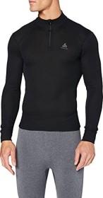 Odlo Active Warm Half-Zip Turtleneck Shirt langarm schwarz (Herren) (152002-15000)