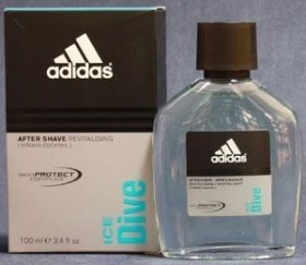 adidas Ice Dive Aftershave Lotion, 100ml