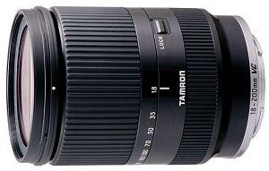 Tamron 18-200mm 3.5-6.3 Di III VC for Sony E black (B011B)