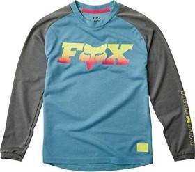 Fox Racing Ranger Drirelease Trikot langarm light blue (Junior) (25126-116)