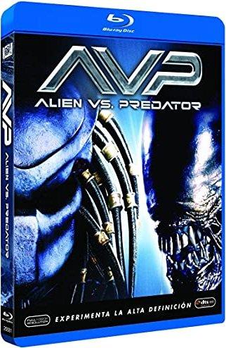 Alien vs. Predator (Blu-ray) (UK) -- via Amazon Partnerprogramm