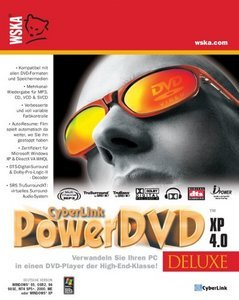 CyberLink PowerDVD XP 4.0 Deluxe Specials (PC)