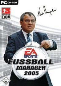 EA Sports Fußball Manager 2005 (PC)