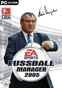 EA Sports Fußball Manager 2005 (niemiecki) (PC)