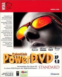 CyberLink: PowerDVD XP 4.0 Basic, OEM (PC)