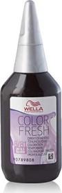 Wella colour Fresh hair dye Silver Line light blonde perl-ash 8/81, 75ml