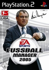 EA Sports Fußball Manager 2005 (German) (PS2)