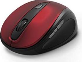 Hama MW-400 red, USB (00182628)