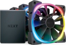 NZXT Aer RGB 2 starter kit, 120mm, 3-pack, LED control (HF-2812C-T1)