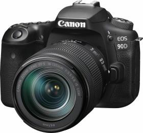 Canon EOS 90D mit Objektiv EF-S 18-135mm 3.5-5.6 IS USM (3616C017)