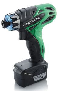 Hitachi DB10DL(1.5L) cordless screw driller incl. case (931.041.78)