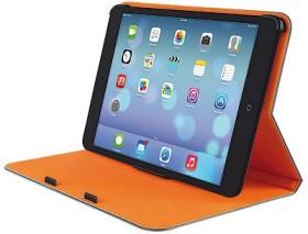 Trust Aeroo Ultrathin Folio Stand für iPad Mini grau/orange (19842)