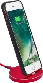 Stilgut iPhone Dockingstation Oval rot (B074V76F8S)