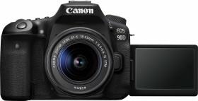 Canon EOS 90D mit Objektiv Fremdhersteller