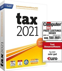 Buhl Data t@x 2021 (deutsch) (PC)