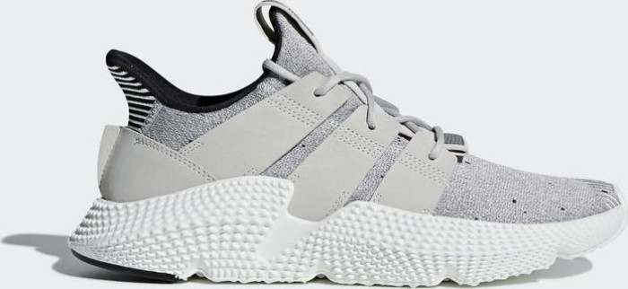 on sale 99a4a d2b05 adidas Prophere grey one core black (men) (B37182)