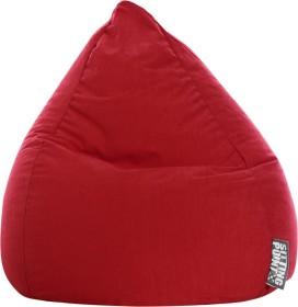 Sitting Point Beanbag Easy L Sitzsack rot (29940-050)