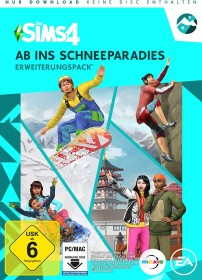 Die Sims 4: Ab ins Schneeparadies (Download) (Add-on) (PC)