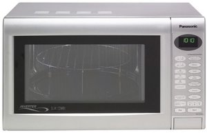Panasonic NN-CT569M microwave with grill/hot air