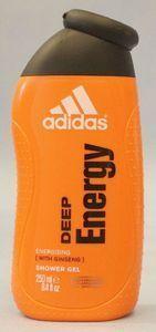 adidas Deep Energy Shower Gel 250ml -- © kosmetykimarkowe.pl