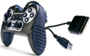 Thrustmaster Dual Trigger 2in1 Gamepad (PC/PS2) (2960666/4160500)