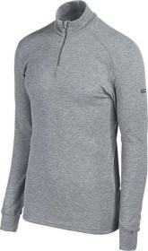 Odlo Active Warm Half-Zip Turtleneck Shirt langarm grey melange (Herren) (152002-15700)